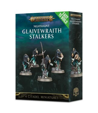 Age of Sigmar Easy to Build: Glaivewraith Stalkers