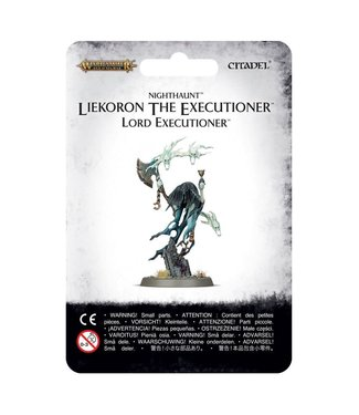 Age of Sigmar Liekoron the Executioner
