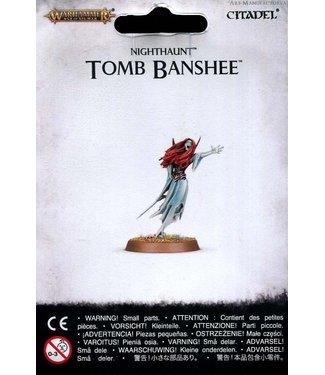 Age of Sigmar Tomb Banshee