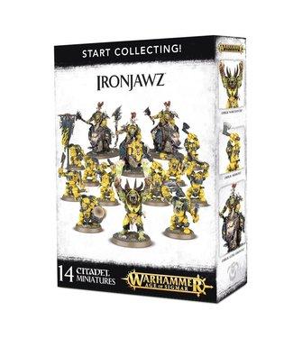 Age of Sigmar Start Collecting! Ironjawz