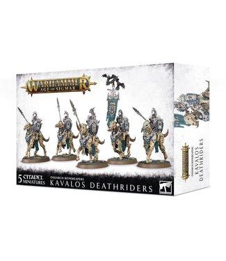 Age of Sigmar Kavalos Deathriders