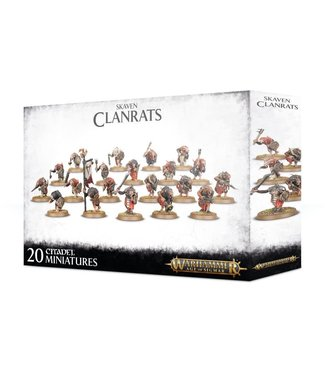Age of Sigmar Clanrats