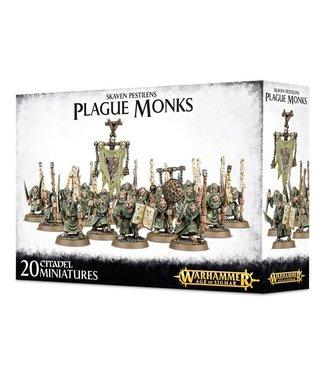 Age of Sigmar Plague Monks