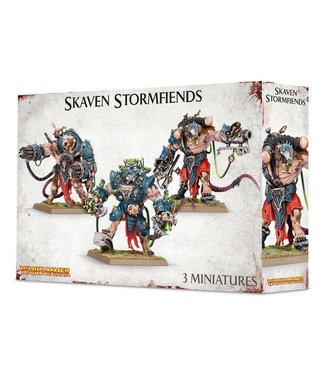 Age of Sigmar Stormfiends