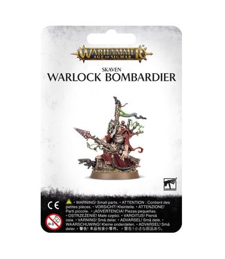 Age of Sigmar Warlock Bombardier