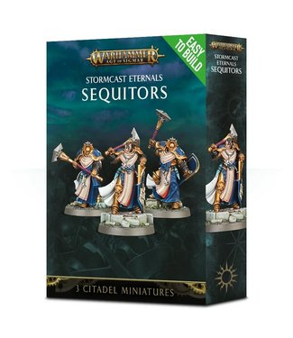 Age of Sigmar Easy to Build Sequitors
