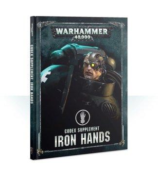 Warhammer 40.000 Codex Supplement: Iron Hands