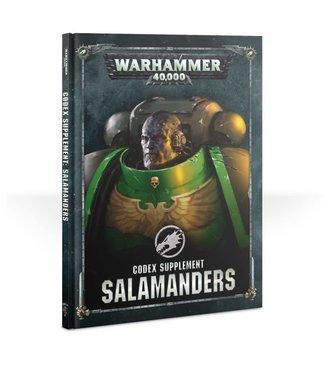 Warhammer 40.000 Codex Supplement: Salamanders