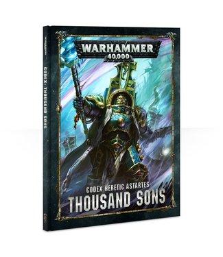 Warhammer 40.000 Codex: Thousand Sons (8th edition)