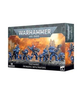 Warhammer 40.000 Primaris Infiltrators / Incursors