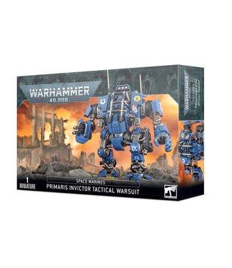 Warhammer 40.000 Primaris Invictor Tactical Warsuit