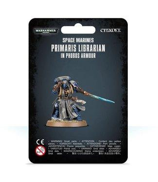 Warhammer 40.000 Primaris Librarian in Phobos Armour