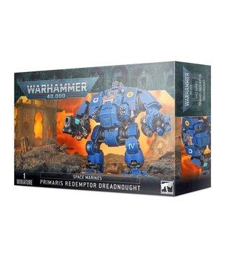 Warhammer 40.000 Primaris Redemptor Dreadnought