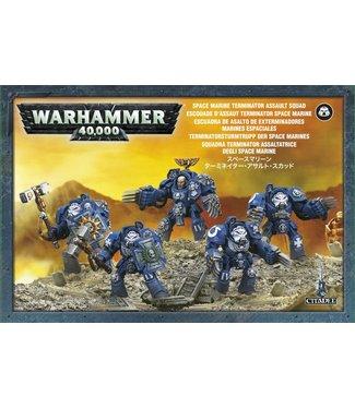 Warhammer 40.000 Terminator Assault Squad