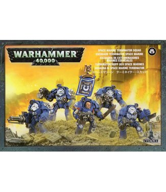 Warhammer 40.000 Terminator Squad