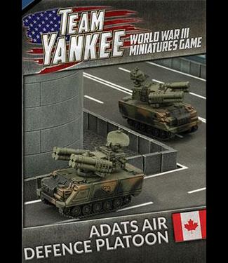 World War III Team Yankee ADATS Air Defence Platoon (x2)