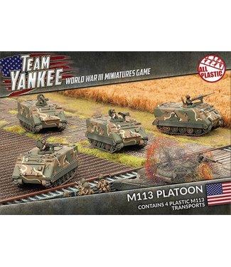 World War III Team Yankee M113 Platoon (US)
