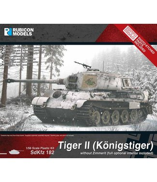 Rubicon Models King Tiger without Zimmerit