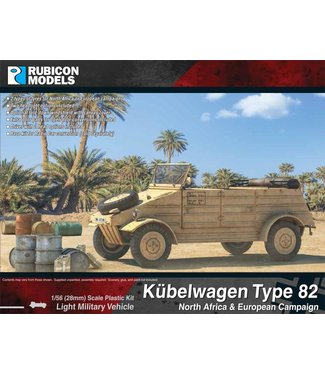 Rubicon Models Kübelwagen Type 82