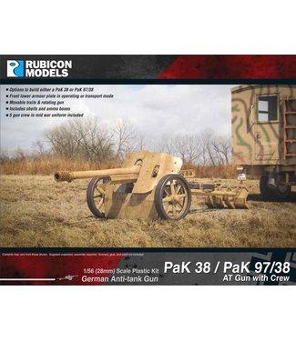 Rubicon Models PaK 38 / PaK 97/38 AT Gun with Crew