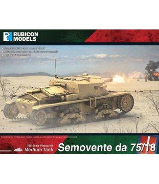 Rubicon Models Semovente da 75/18