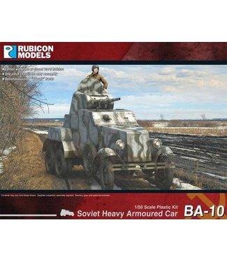 Rubicon Models BA-10 Heavy Armoured Car