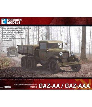 Rubicon Models GAZ-AA /GAZ-AAA Truck