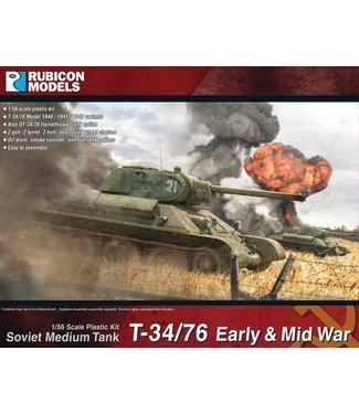 Rubicon Models T-34/76 - Early & Mid War
