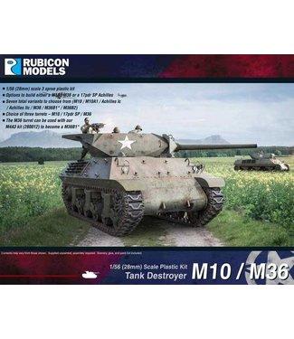 Rubicon Models M10 / M36 Tank Destroyer