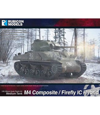 Rubicon Models M4 Composite - Firefly IC Hybrid