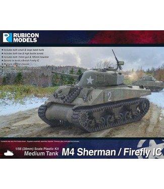 Rubicon Models M4 Sherman - Firefly IC