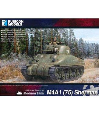Rubicon Models M4A1(75) Sherman - DV & SH