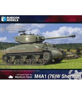 Rubicon Models M4A1(76)W Sherman - LH