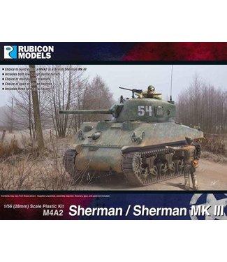 Rubicon Models M4A2 Sherman - Sherman Mk III