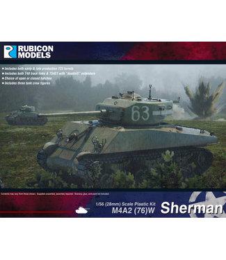 Rubicon Models M4A2(W)76 Sherman