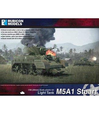 Rubicon Models M5A1 Stuart / M5A1 Recce