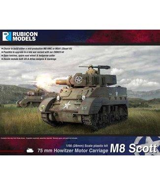 Rubicon Models M8 Scott / M5A1 Stuart