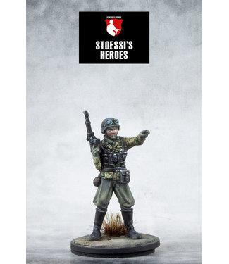 Stoessi's Heroes German Haupsturmführer – Fritz Klingenberg
