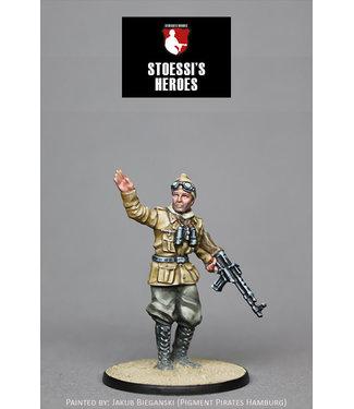 Stoessi's Heroes German Officer – Hans von Luck