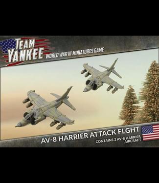 World War III Team Yankee Harrier Flight