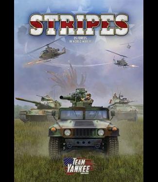 World War III Team Yankee Stripes