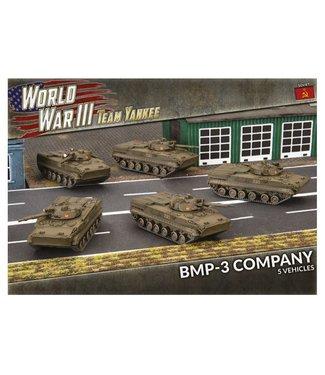 World War III Team Yankee BMP-3 Company (Plastic)