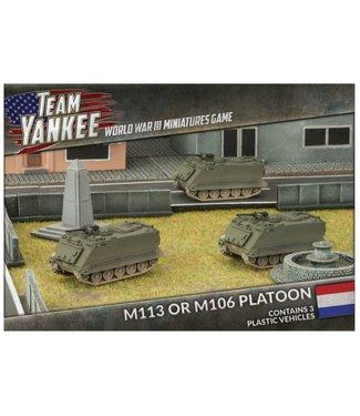 World War III Team Yankee M113 or M106 Platoon