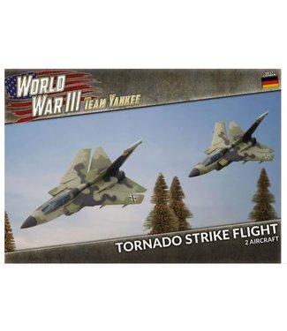 World War III Team Yankee Tornado Strike Flight (Plastic)