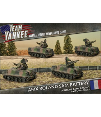 World War III Team Yankee AMX Roland SAM Battery