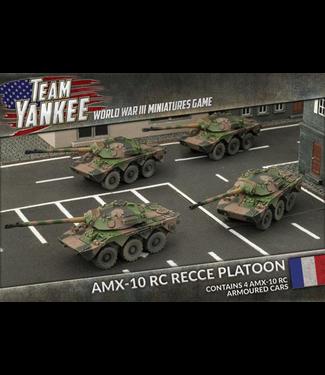World War III Team Yankee AMX-10 RC Recce Platoon