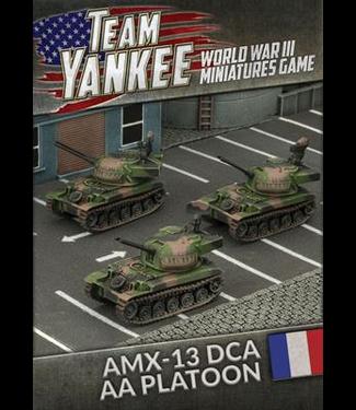World War III Team Yankee AMX-13 DCA AA Platoon
