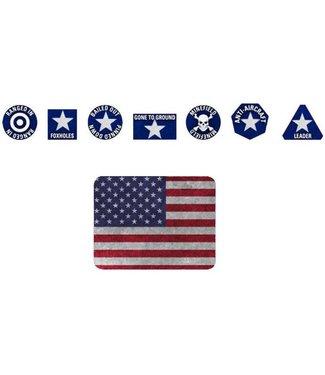 World War III Team Yankee US Token Set