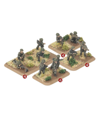 World War III Team Yankee Infantry Platoon