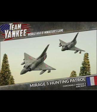 World War III Team Yankee Mirage 5 Hunting Patrol